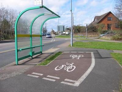 Crap Cycle Lanes