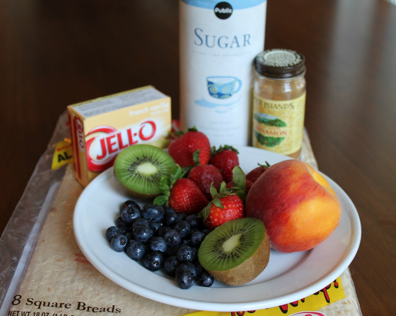Desperate Craftwives: Fruit Nachos