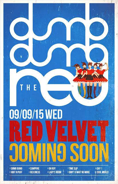 Dumb Dumb Red Velvet Font