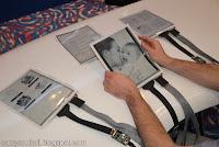 """جهاز لوحي يتمتع بشاشة نحيفة مرنة قابلة للطيّ كورقة إلكترونية أطلق عليه اسم """"Papertab"""""""