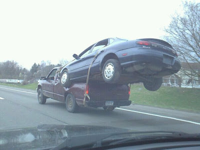 funny tow truck