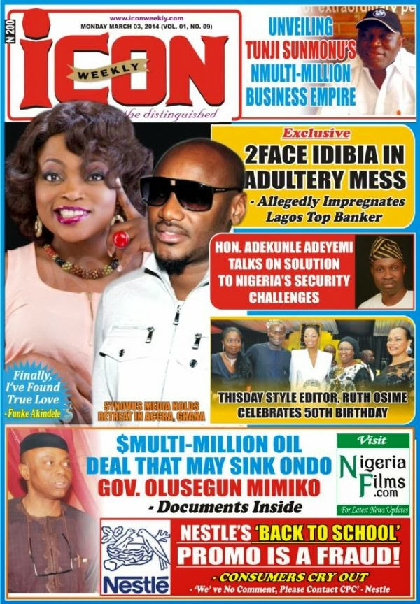 2face idibia adultery scandal