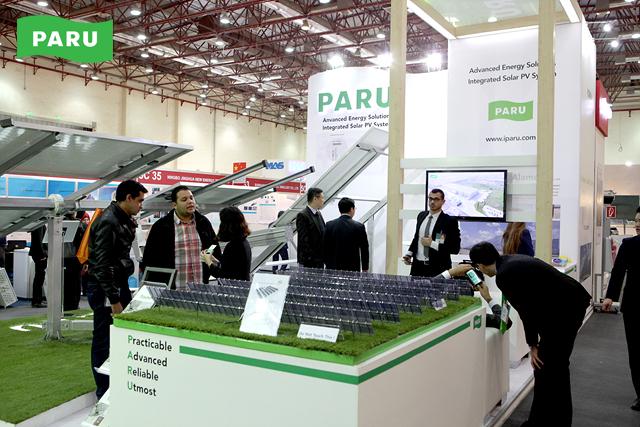[PARU Solar Tracker] Solar Tec 01