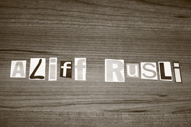<center>Aliff Rusli</center>