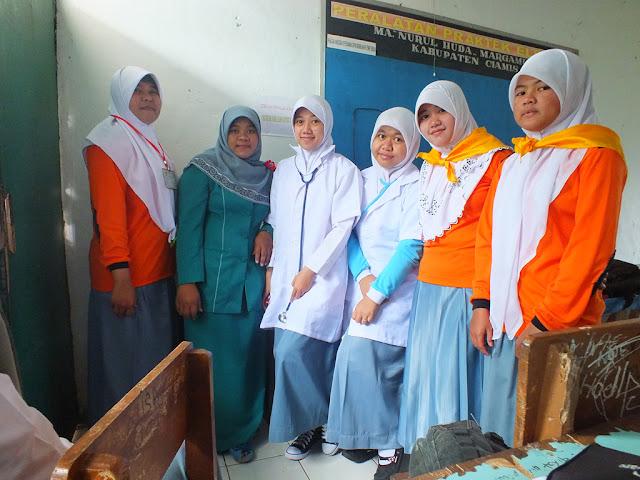 Team PMR MA Nuurl Huda