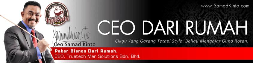 CEO Samad Kinto