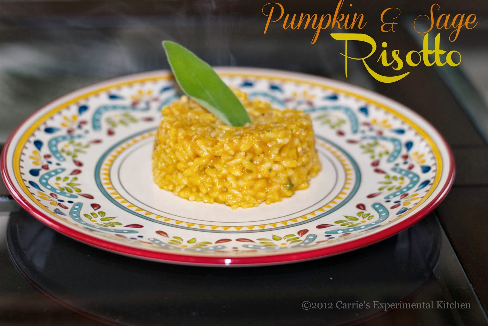 Pumpkin Risotto With Sage Roasted Chicken Recipes — Dishmaps