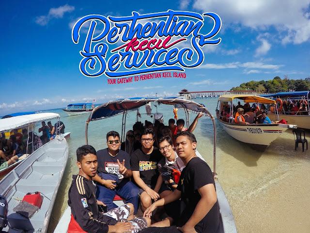 Snorkeling di Pulau Perhentian Kecil 2016 / 2017 / 2018
