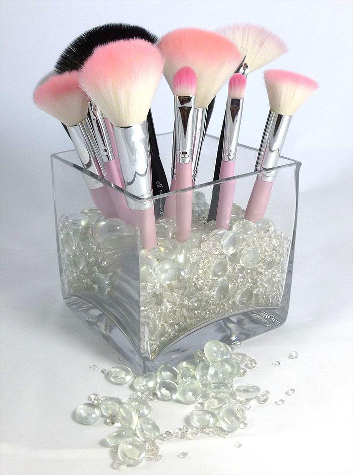 Organizadores de maquillaje DIY