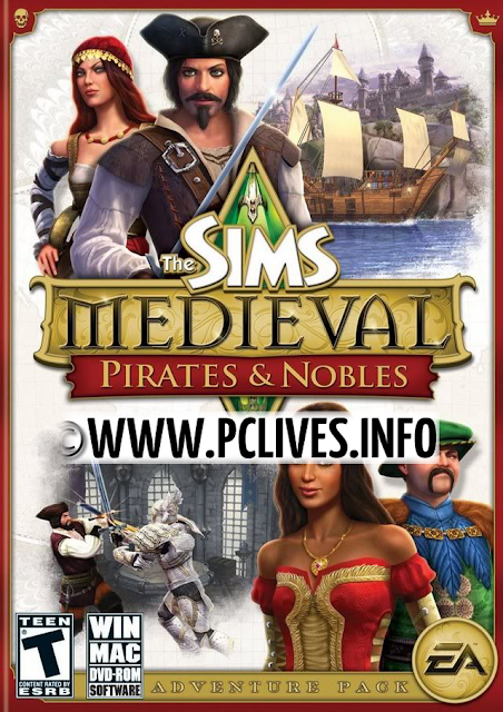 The Sims Medieval: Pirates & Nobles full version free download
