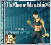 CD-Top 20 Músicas Para Academia 2015 Faixas Renomeadas e Sem Vinhetas By DJ Helder Angelo