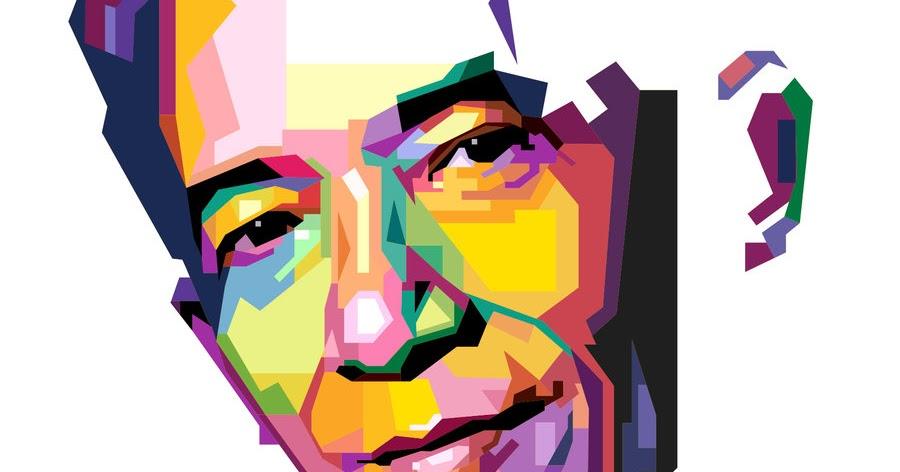 Tutorial WPAP Art dengan Coreldraw  Pelajar Wajo