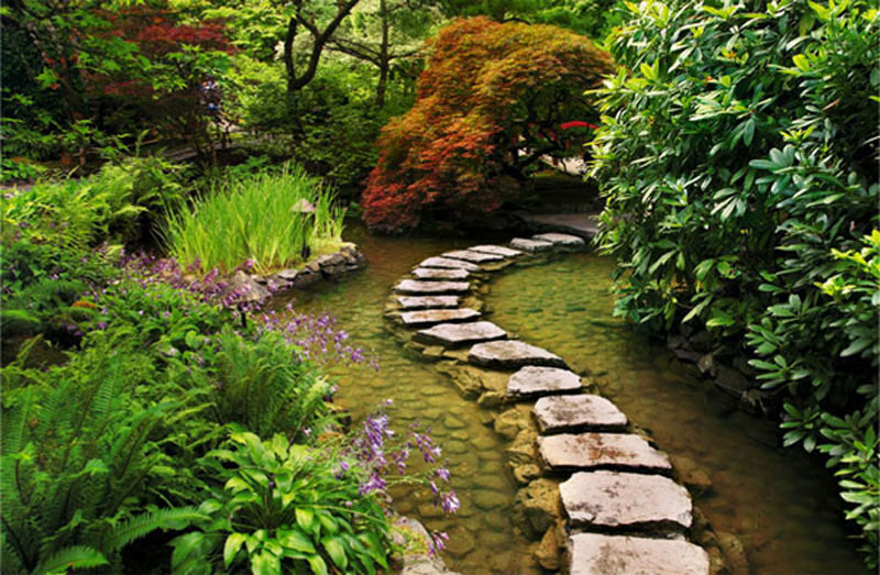 Inexpensive Garden Path Ideas