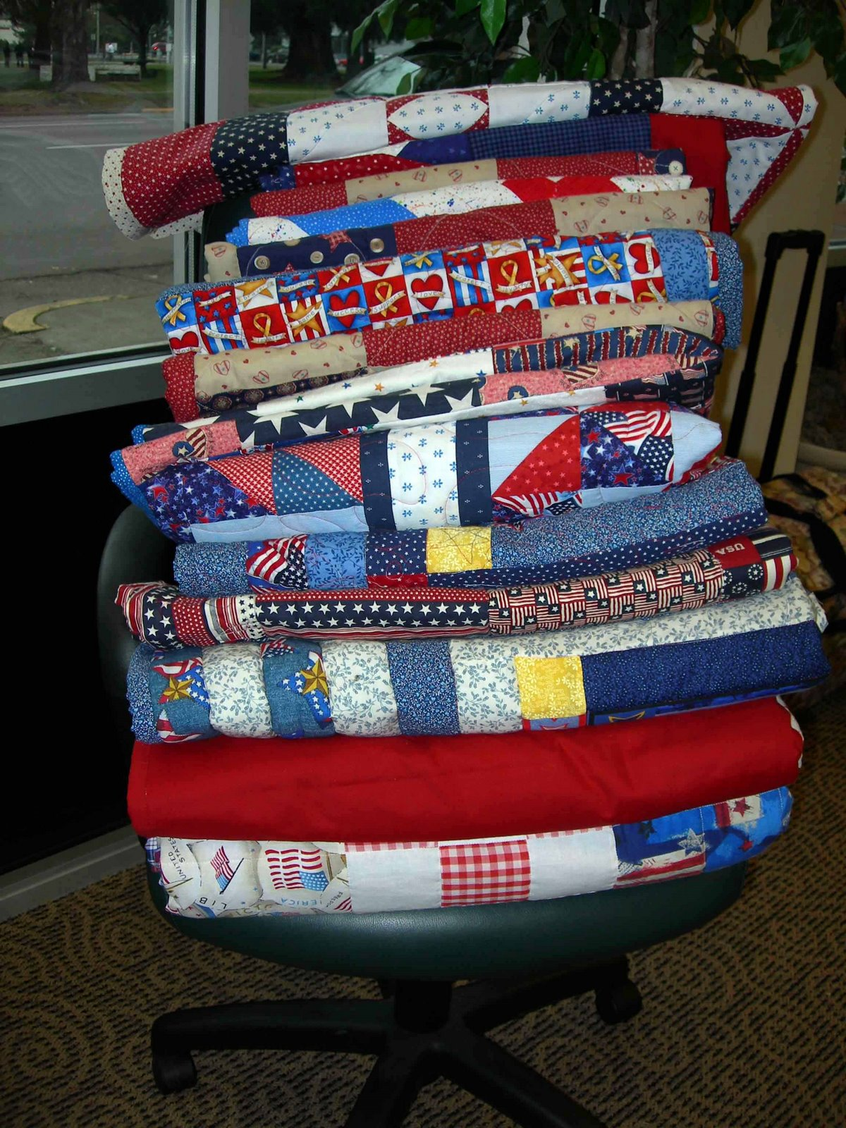 Patriotic Heartstrings Quilting Free Patriotic Quilt Patterns