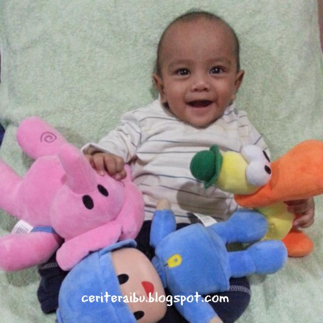 Fattah Anas Genap 6 bulan