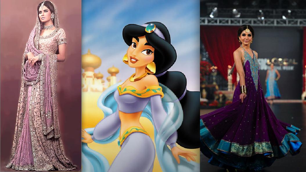 daastan: Inspiration Weddings: Disney's Princesses