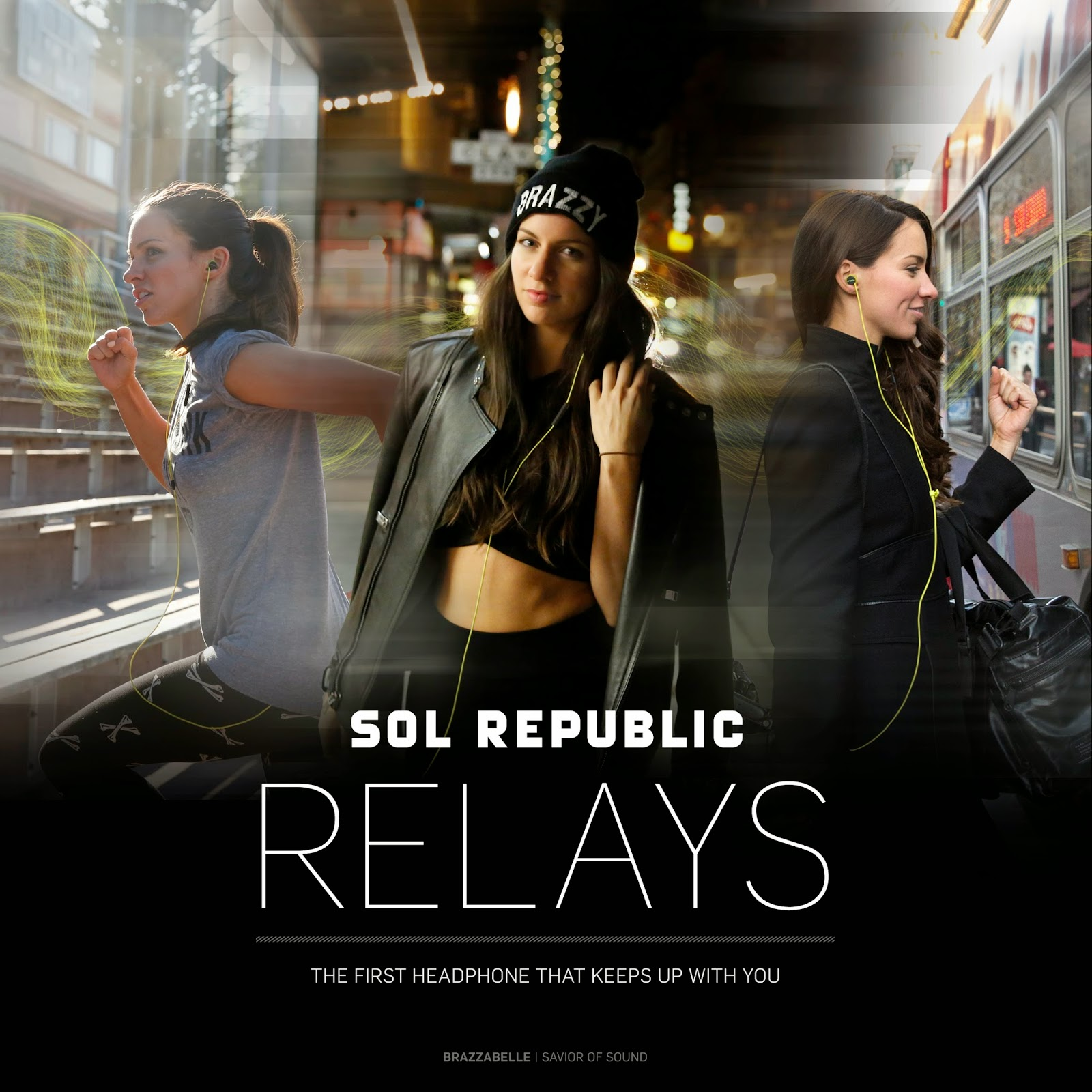 Sol Republic RELAYS