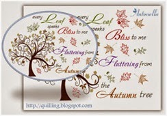 Free Every Leaf is Bliss To Me Printable