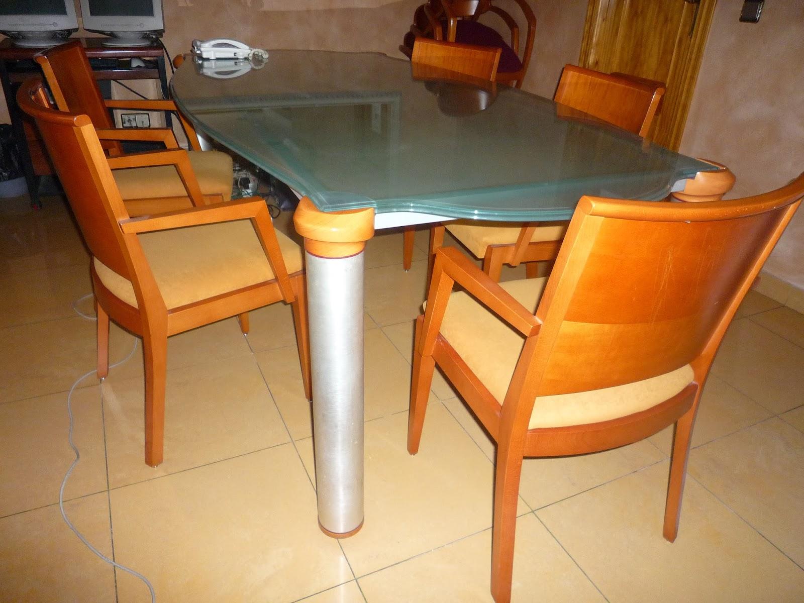 Muebles de oficina muebles de oficina de panel y perfil for Sillas amarillas