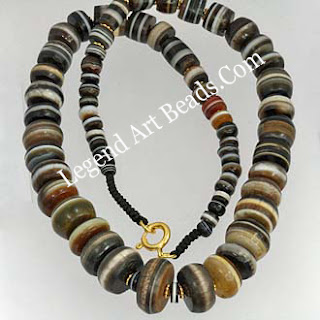 Sulemani Typye Ancient Agate Beads