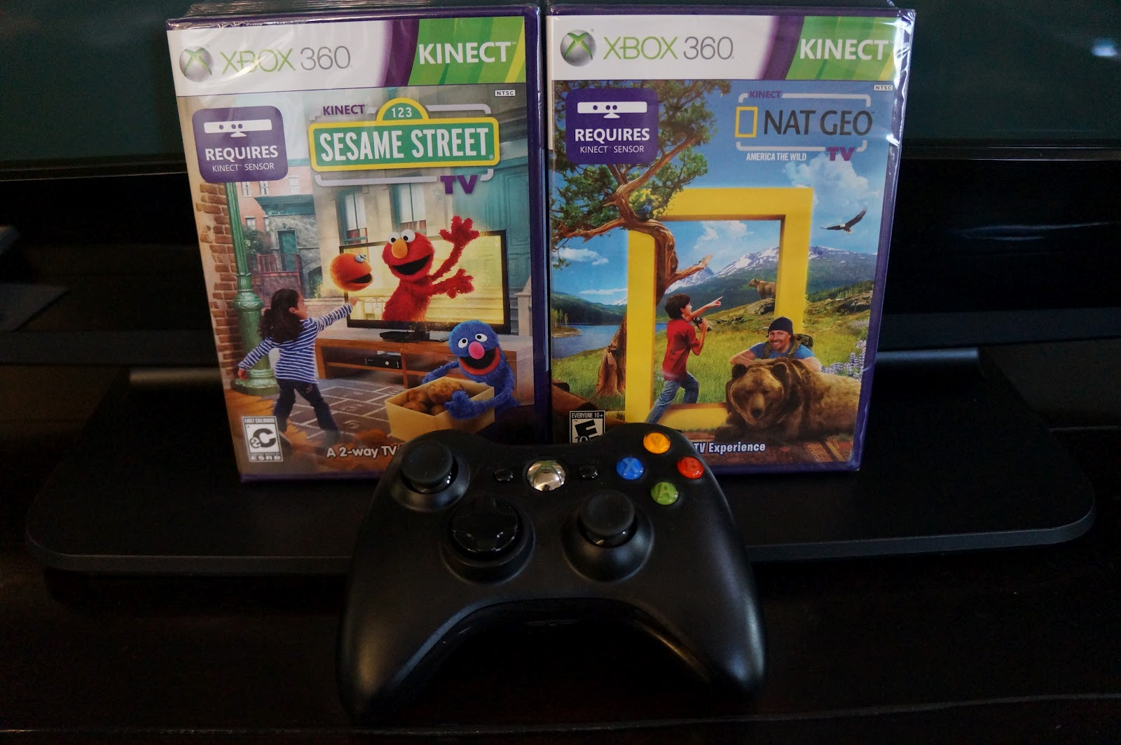 Xbox 360 Kinect Games For Kids Under 5