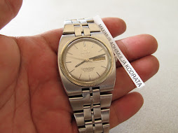 OMEGA CONSTELLATION CHRONOMETER SILVER DIAL - AUTOMATIC 752