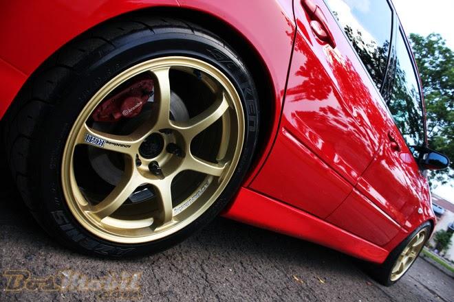 Modifikasi Lancer Evo 3 GTI