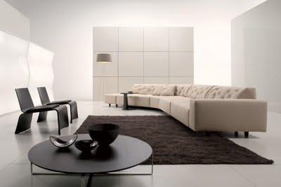 Decora y disena 20 fotos de muebles para sala modernas for Muebles modernos sillas