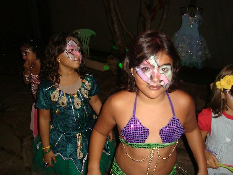 Maria Fernanda 8 anos