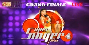 Live Airtel Super Singer Junior 4, Grand Finale 20-02-2015, Vijay TV Show, 20th February 2015, Watch Online,Episode 225