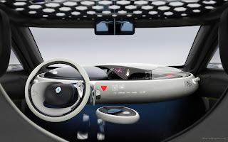 Renault Zoe ZE Concept Interior