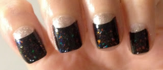 half moon china glaze swing baby essence galactic black nubar 2010 flakie ludurana