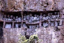 Upacara Pemakaman Suku Toraja