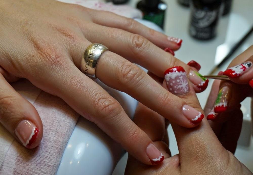 hacer uñas de gel