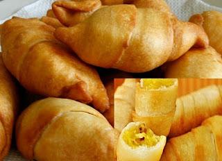 cara membuat gorengan pisang molen gurih dan renyah