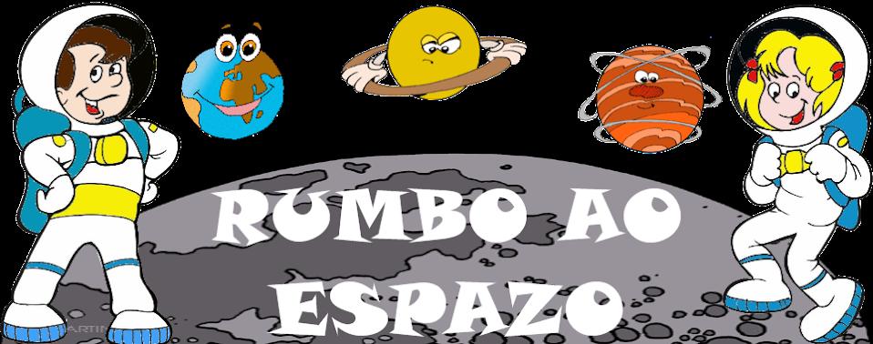 RUMBO AO ESPAZO