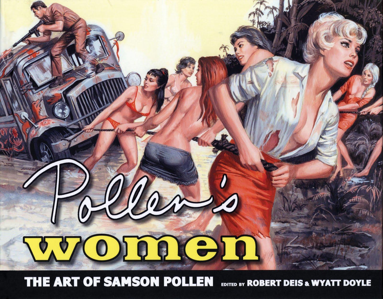 POLLEN'S WOMEN / Samson Pollen