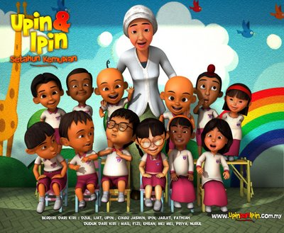 Info upin ipin animation sobriyaacob upin ipin is a malaysian television series of animated shorts produced by les copaque production which features the life and adventures of the eponymous stopboris Image collections