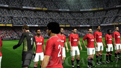 Pro Evolution Soccer (PES) 2012 Final 2