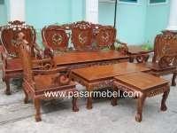harga kursi kayu