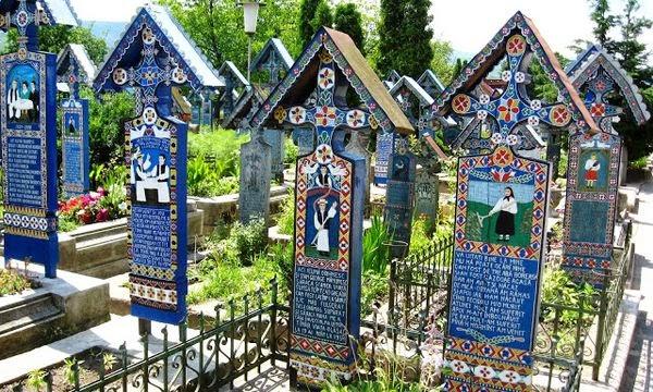 Merry Cemetery - Romania 4
