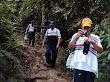 Caminando a las cascadas