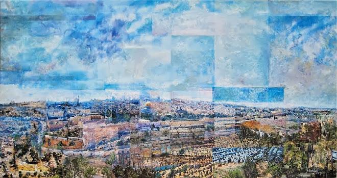 Jerusalem, Mt of Olives. 2009