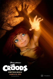 The Croods Everything Begins Poster