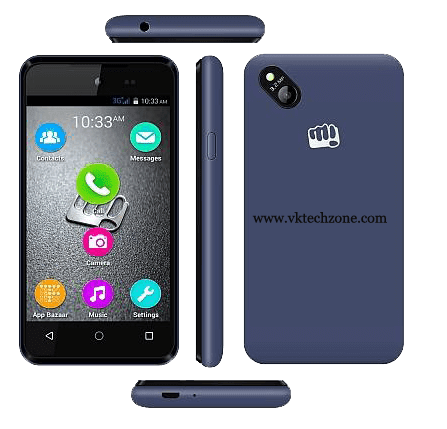 Micromax Bolt D303 All Side View