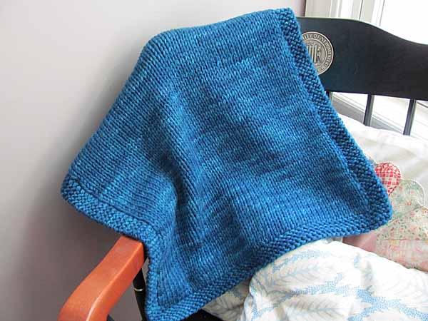Double Knitting Blanket Pattern : The Yarn Lab : Elizabeth Zimmermann: Double-Knitting Baby ...