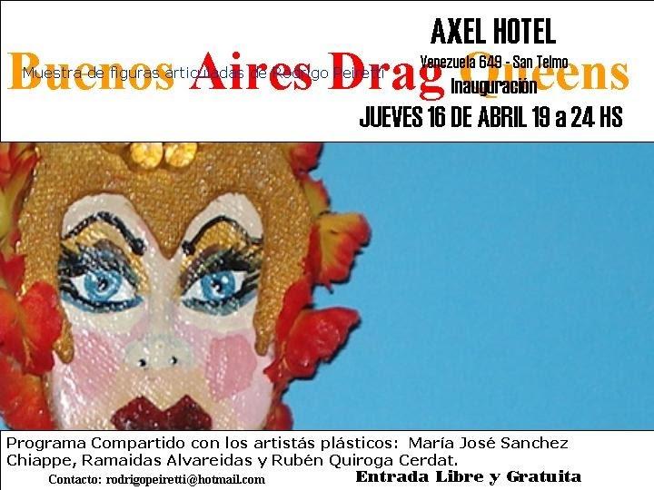 Buenos Aires Drag Queens - Muestra