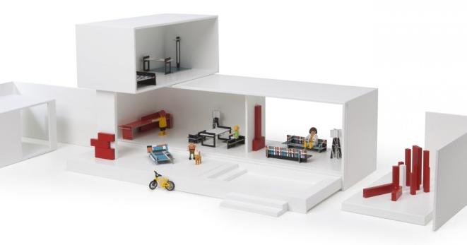 des maisons de poupes pas comme les autres klerelo - Maison Moderne Playmobil Klerelo