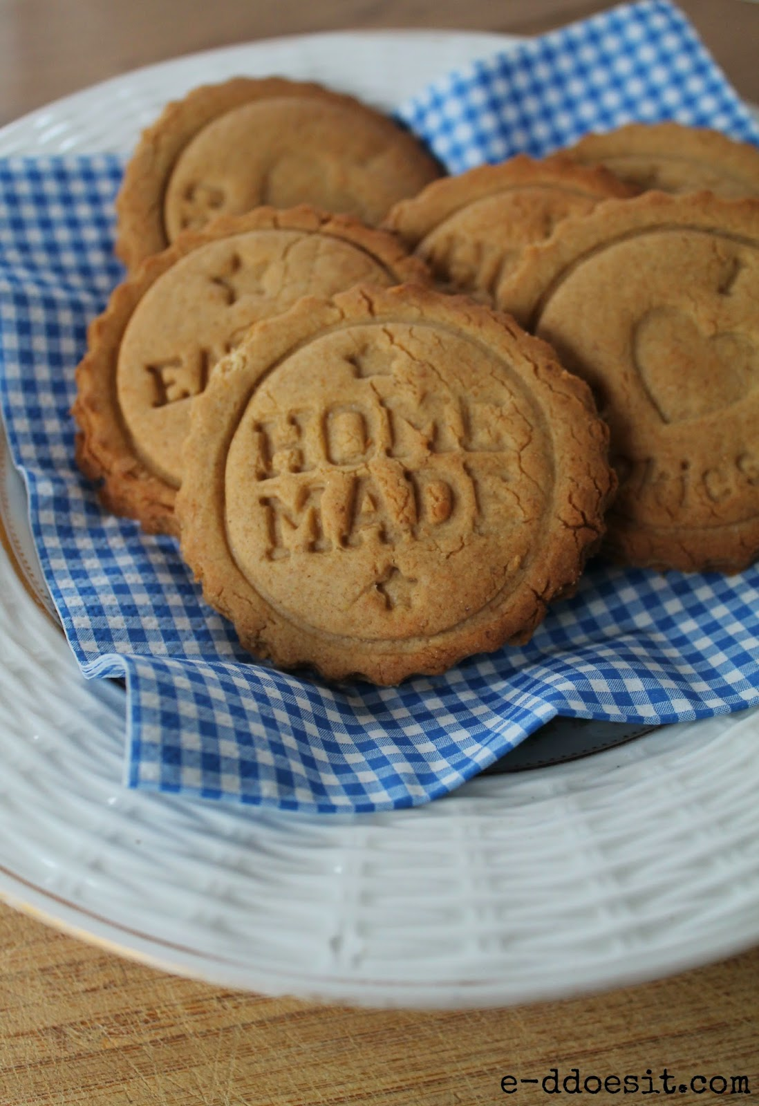Spiced Chocolate Sugar Cookies Recipe — Dishmaps