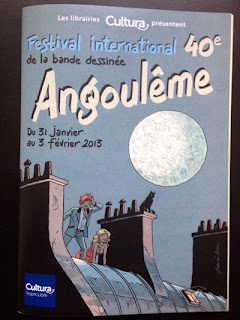 programme 40e festival angouleme Jean-Claude Denis
